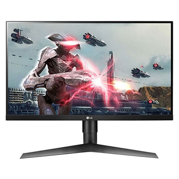 LG 27GL650F-B 27 inch UltraGear™ Full HD IPS Gaming Monitor with G-Sync® Compatible, Adaptive-Sync1