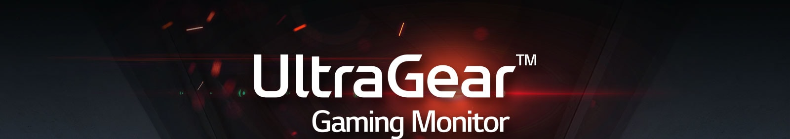Image of 27GN750-B monitor with game graphic