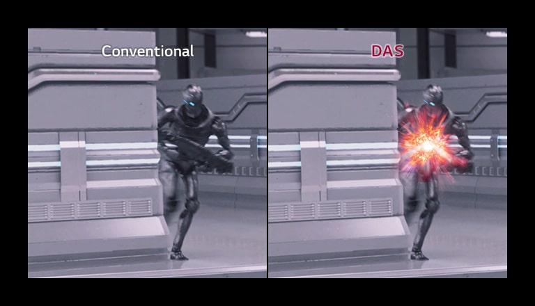 27GN75B-B UltraGear gaming monitor dynamic action sync