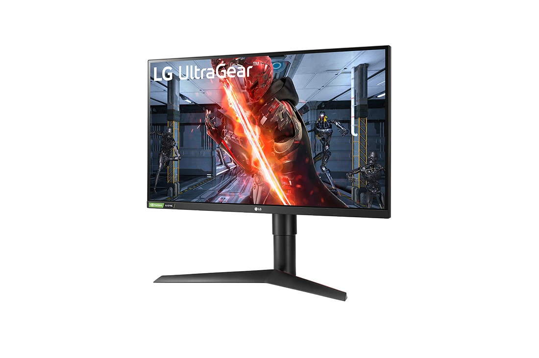"LG 27GN750-B : 27"" UltraGear FHD IPS 1ms 240Hz G-Sync Compatible HDR10  3-Side Virtually Borderless Gaming Monitor 