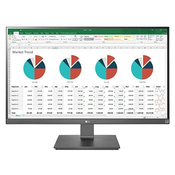 "27"" UHD 4K IPS Monitor with USB Type-C™1"