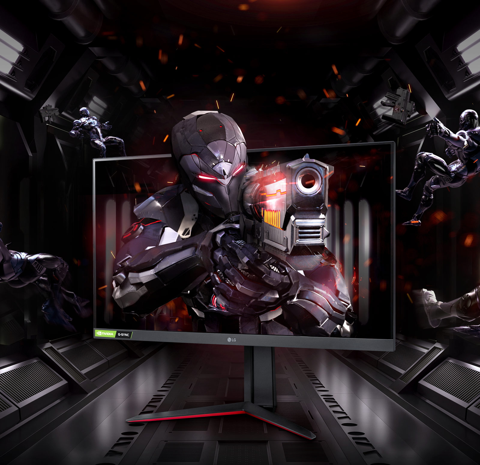 Lg Ultragear Monitor as The Powerful Gear for Your Gaming