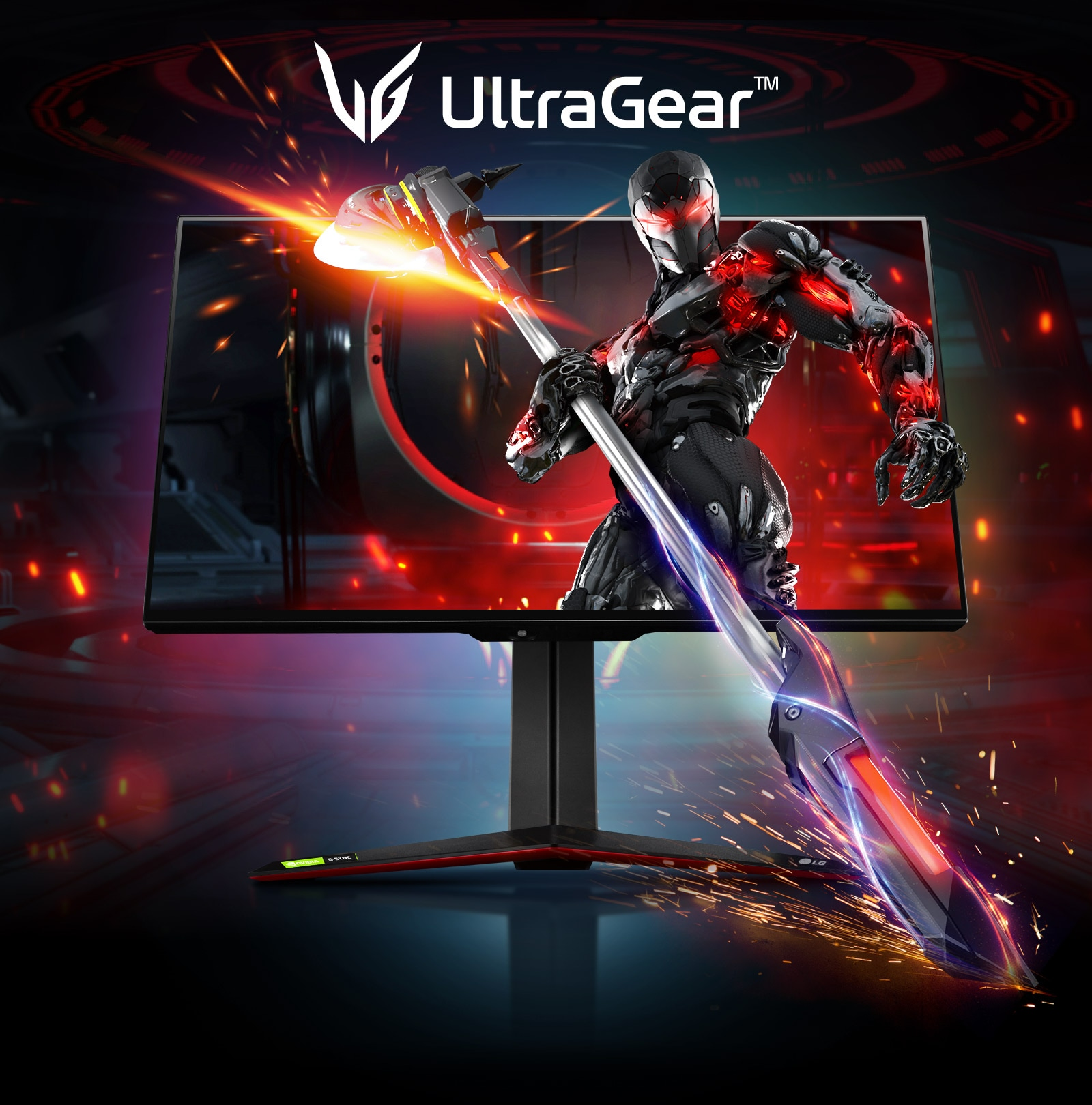 (No translation: Logo) UltraGear™