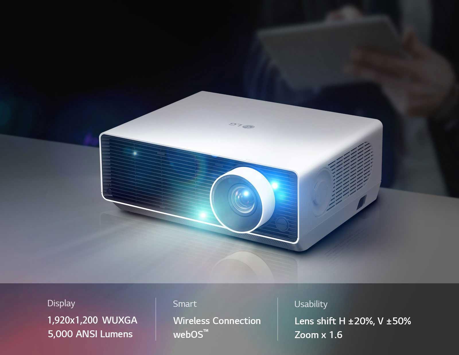 LG ProBeam 4K Laser Projector for Business