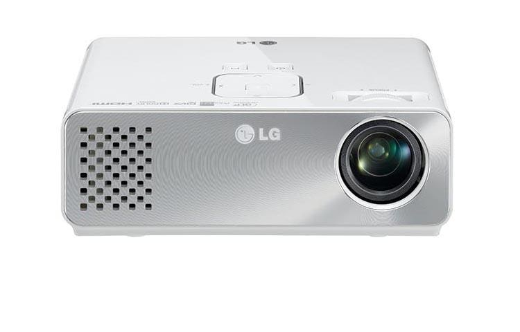 Lg hw301g micro portable led projector lg usa for Compare micro projectors