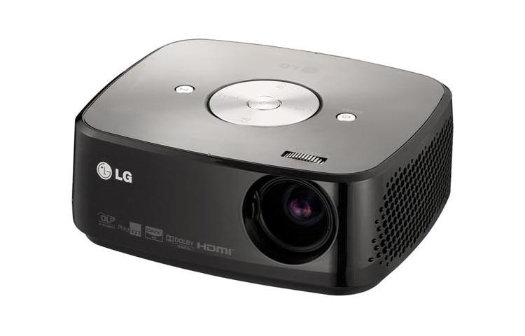 LG Home Video HX350 1