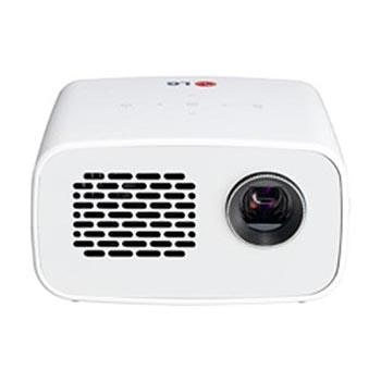 Minibeam LED Projector with Embedded Battery and Built-in Digital Tuner1