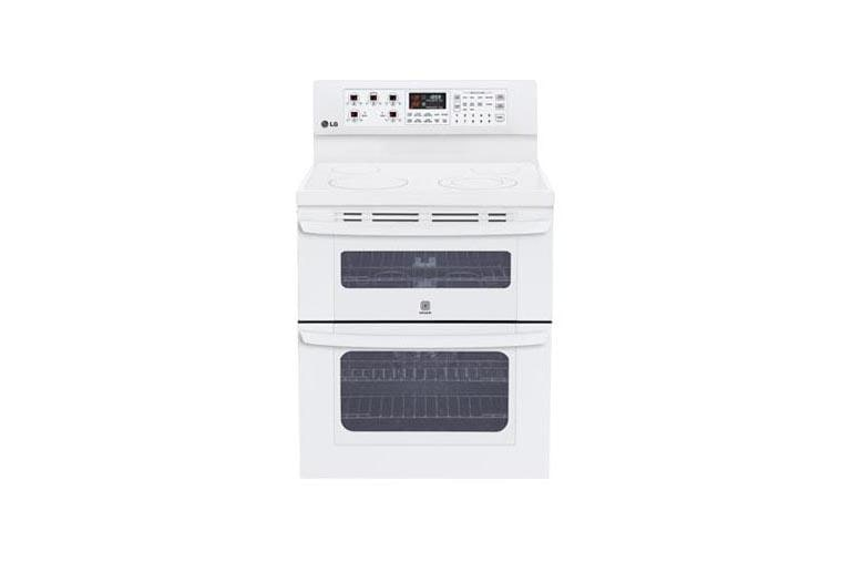 LG Cooking Appliances LDE3017SW thumbnail 1