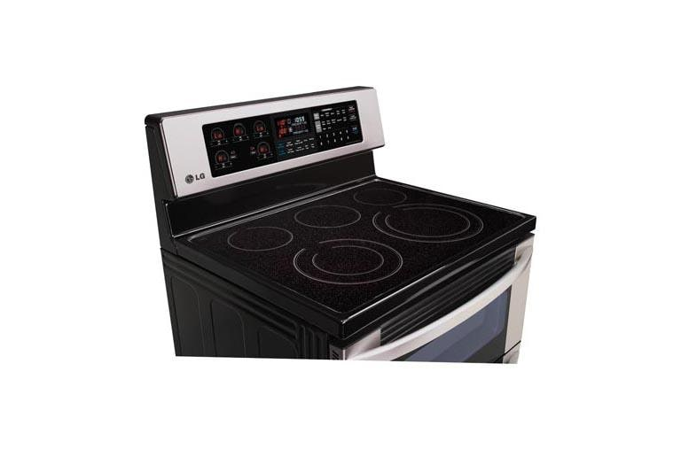 LG Cooking Appliances LDE3037ST thumbnail 7