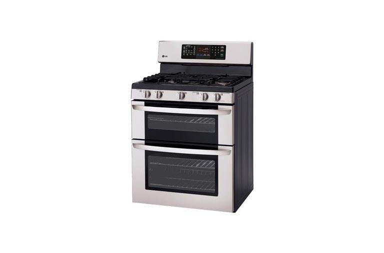 Lg ldg3036st gas double oven range with easyclean lg usa ldg3036st 1 ldg3036st 2 publicscrutiny Images