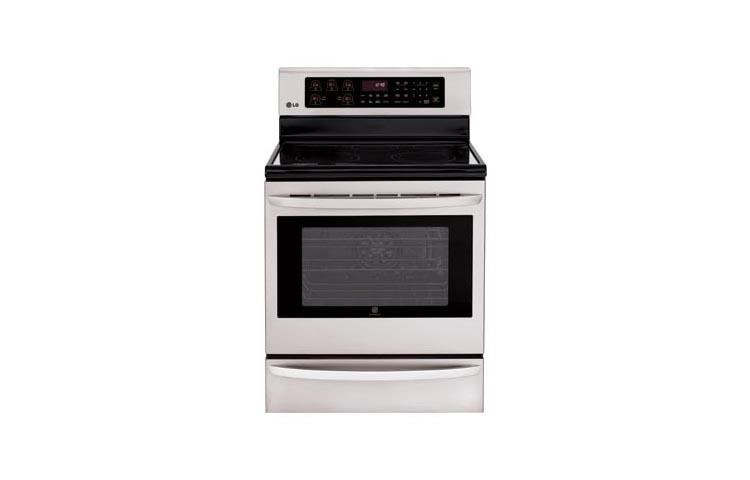 LG Cooking Appliances LRE3025ST 1