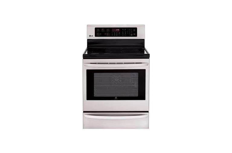 LG Cooking Appliances LRE3025ST thumbnail 1