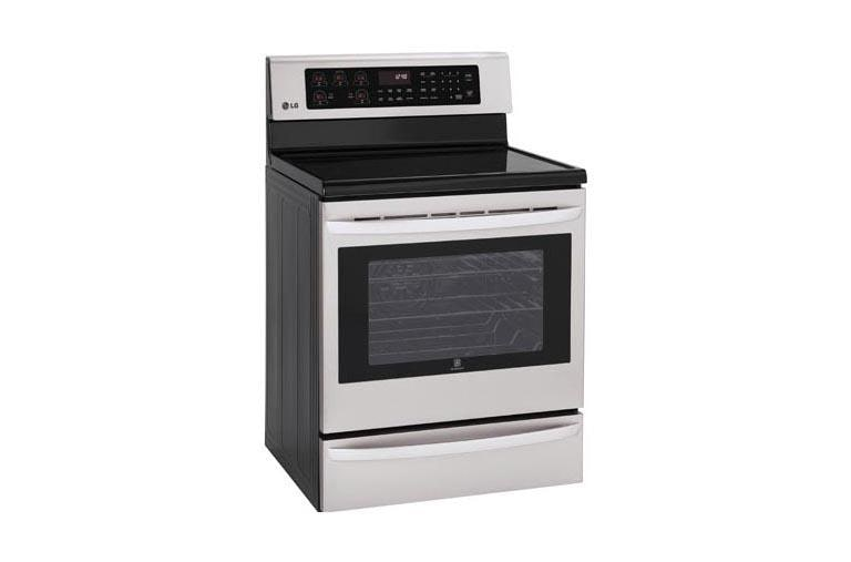 LG Cooking Appliances LRE3025ST thumbnail 2
