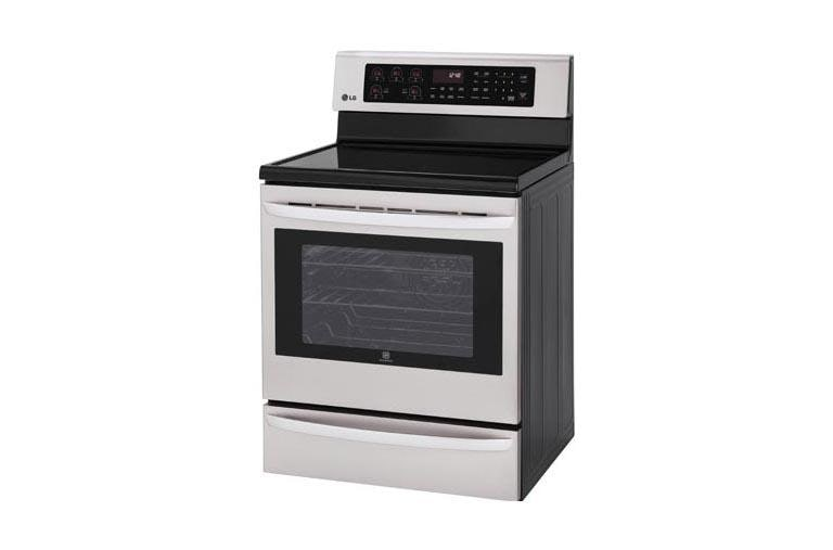 LG Cooking Appliances LRE3025ST thumbnail 3