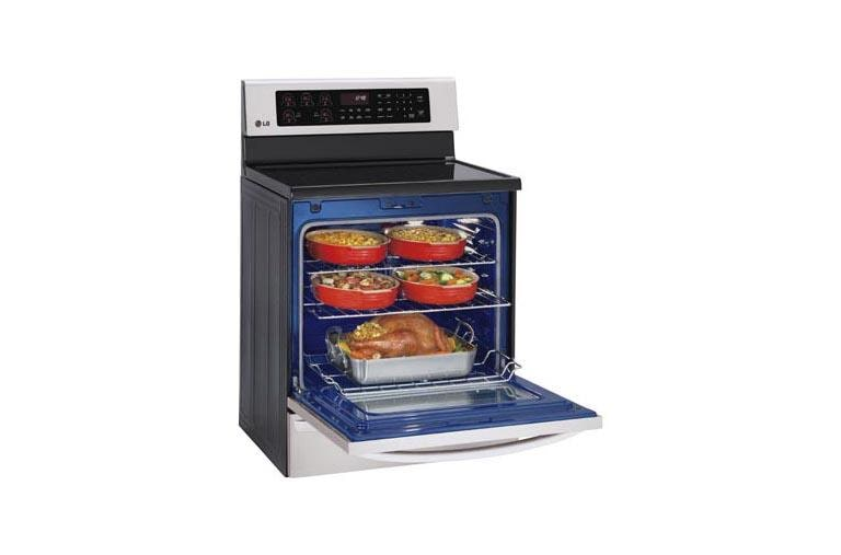 LG Cooking Appliances LRE3025ST thumbnail 4