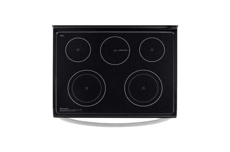 LG Cooking Appliances LRE3025ST thumbnail 10