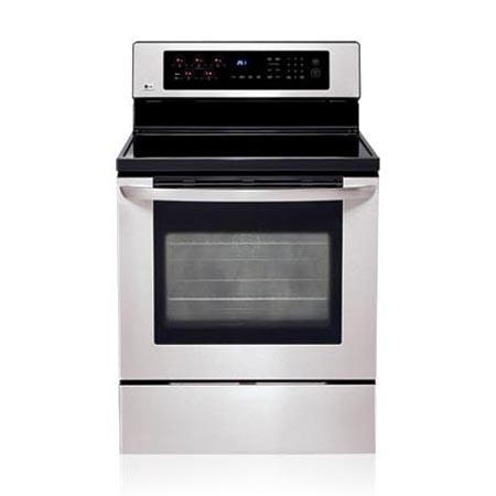 white electric range. Stainless Steel White Electric Range R