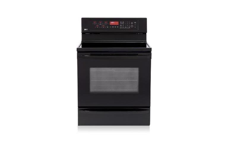 LG Cooking Appliances LRE30757SB thumbnail 1