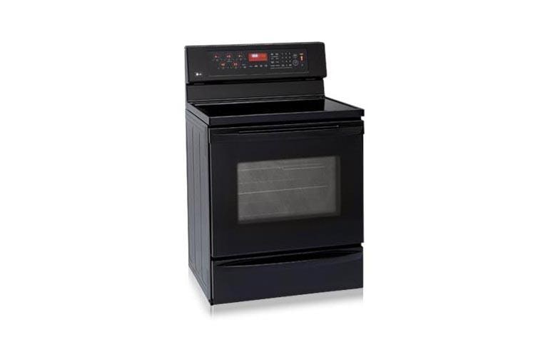 LG Cooking Appliances LRE30757SB thumbnail 3