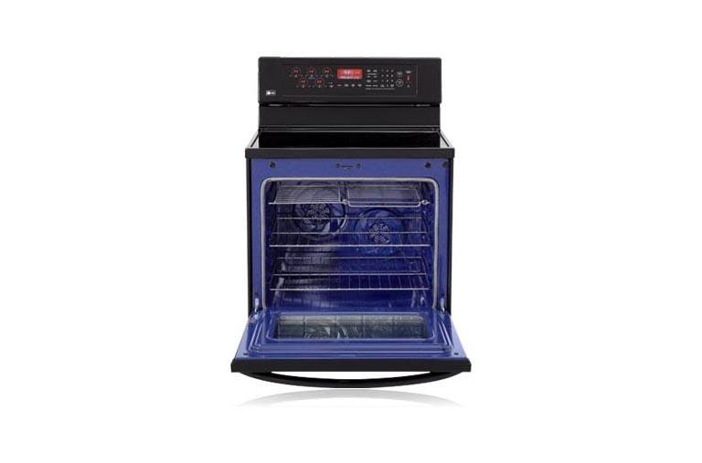 LG Cooking Appliances LRE30757SB thumbnail 4