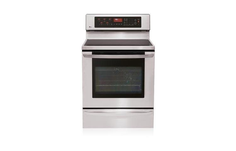 LG Cooking Appliances LRE30757ST 1