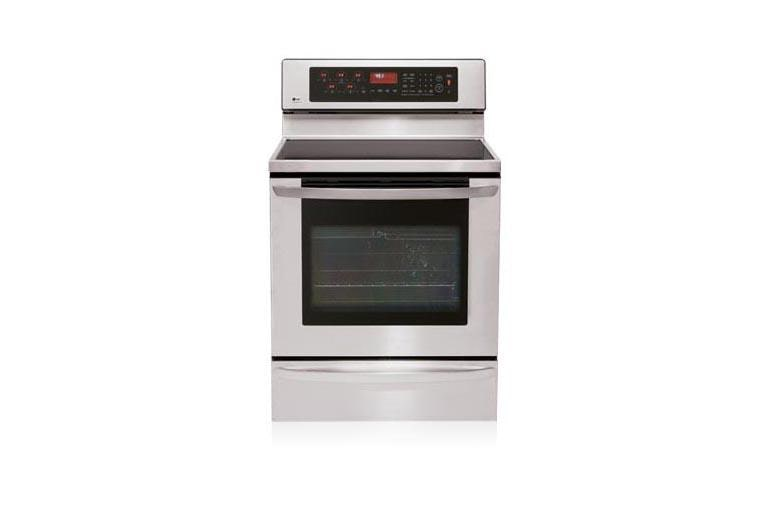 LG Cooking Appliances LRE30757ST thumbnail 1