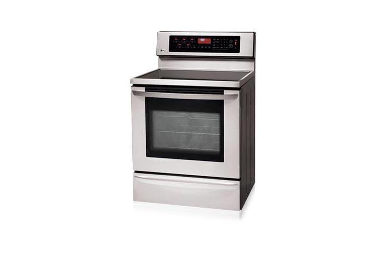 LG Cooking Appliances LRE30757ST thumbnail 2