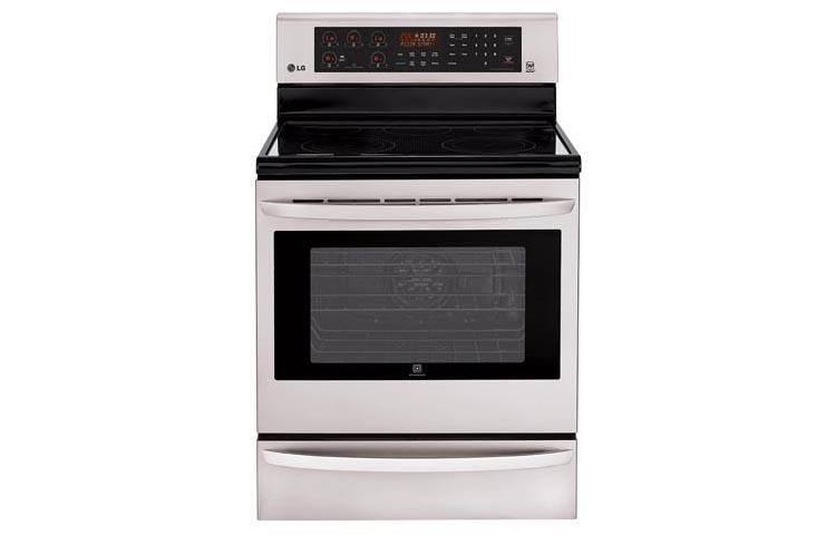 Large capacity single oven