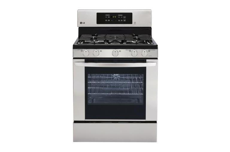 LG Cooking Appliances LRG3081ST thumbnail 1