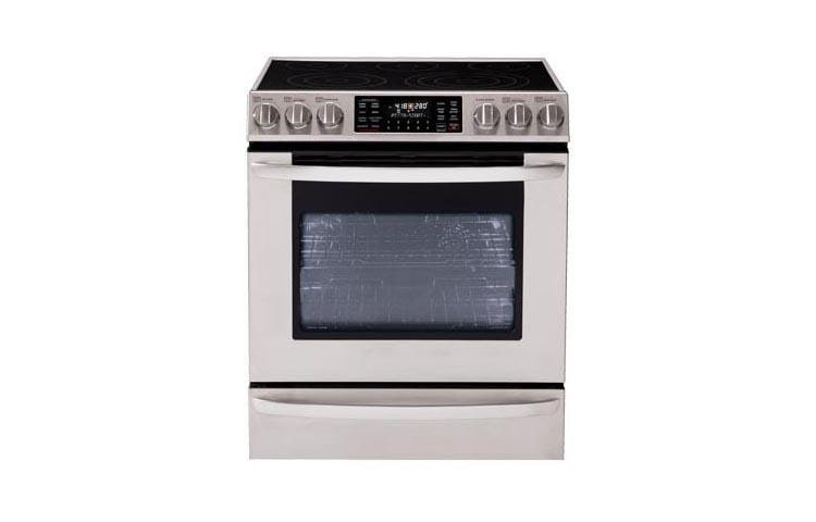 LG Cooking Appliances LSE3092ST 1