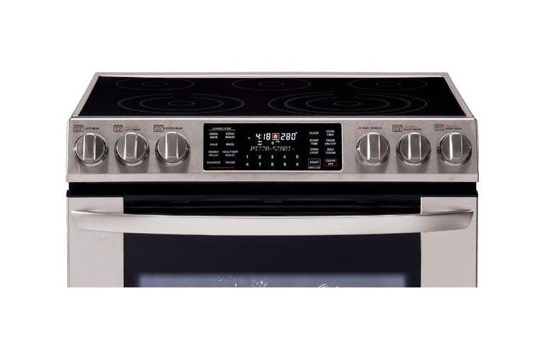 LG Cooking Appliances LSE3092ST thumbnail 3