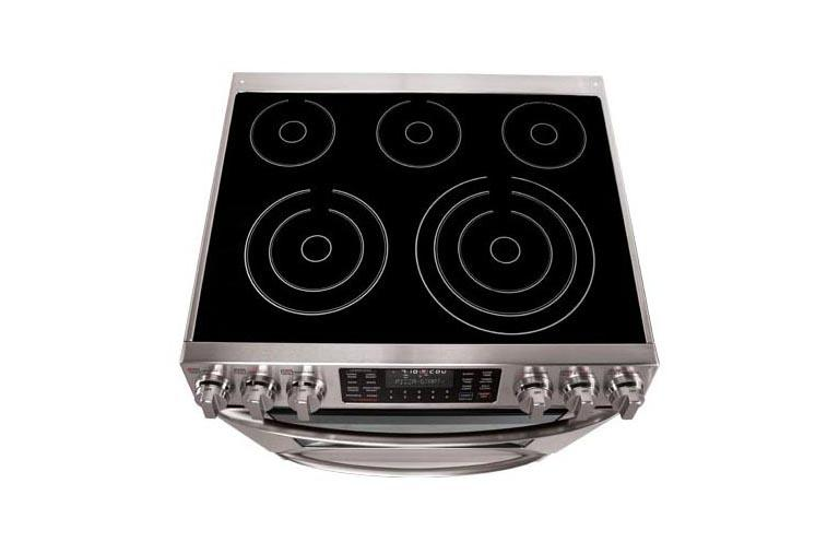 LG Cooking Appliances LSE3092ST thumbnail 5