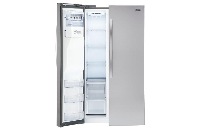 lg lsxc22326s side by side counter depth refrigerator lg usa. Black Bedroom Furniture Sets. Home Design Ideas