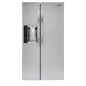 22 cu. ft. Smart wi-fi Enabled Side-by-Side Counter-Depth Refrigerator1