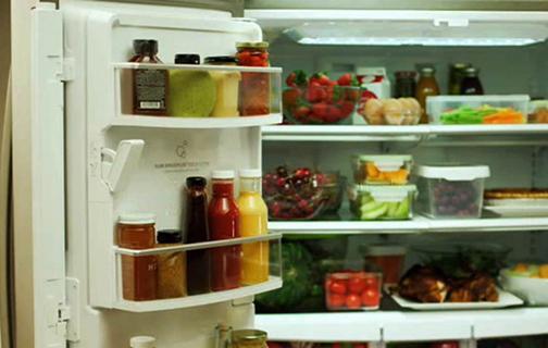 Most shelf space.* & LG LFXS24623S: Ultra Capacity 3-Door French Door Refrigerator | LG USA