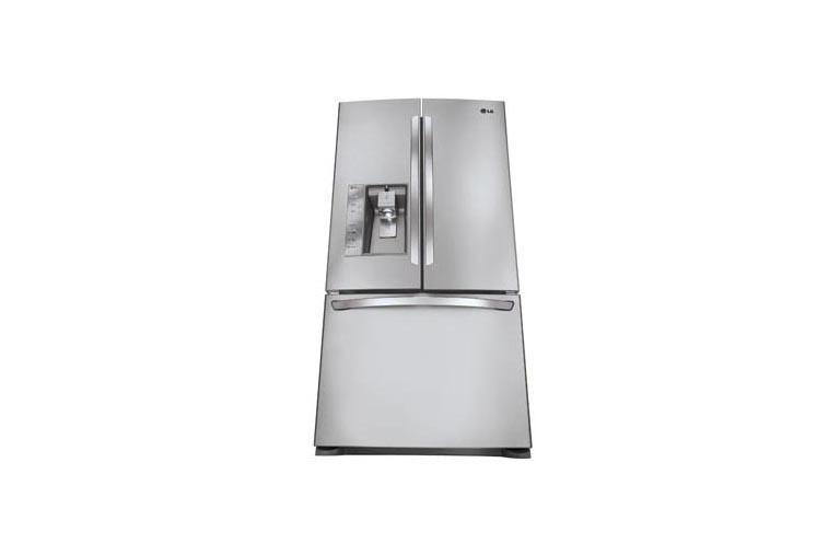 Lg Lfx31925st 3 Door French Door Smart Cooling