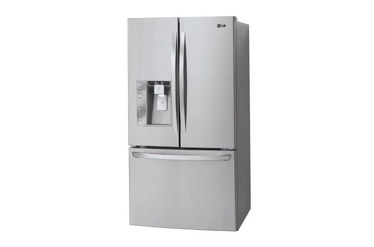 LG LFX33975ST: Mega Capacity 3 Door French Door Refrigerator   LG USA