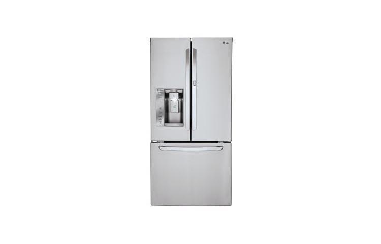 LG LFXS24663S: 3 Door Door In Door Refrigerator   LG USA