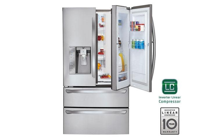 lg french refrigerator refrigerators f door