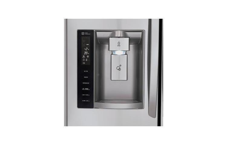 LMXS27626S LG Appliances 36\