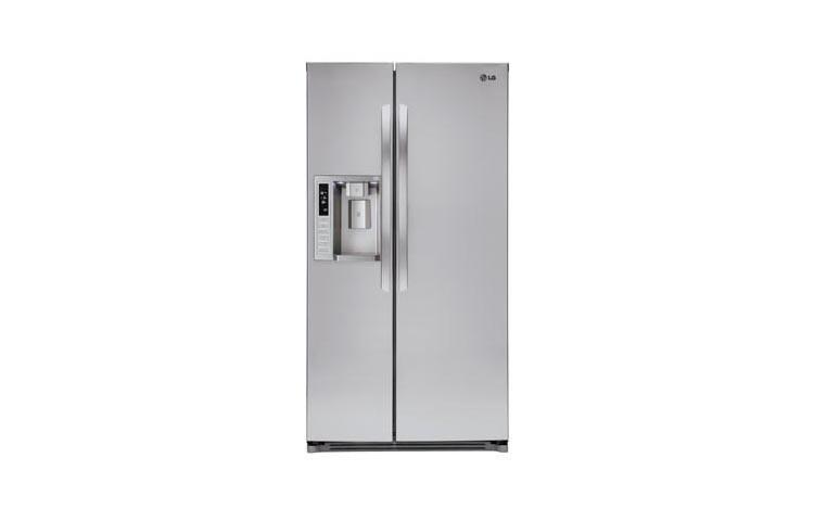 LG LSC27937ST: Large Side-by-Side Refrigerator | LG USA