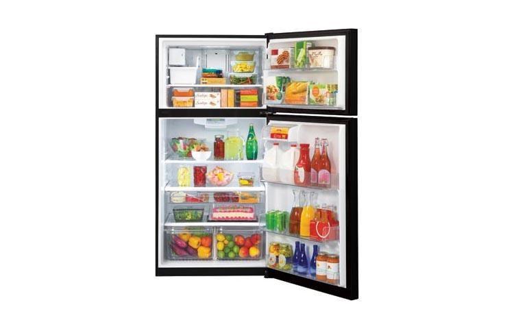 24 cu  ft  Top Mount Refrigerator