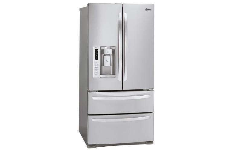 lg lmx25988st large 4 door french door refrigerator lg usa. Black Bedroom Furniture Sets. Home Design Ideas