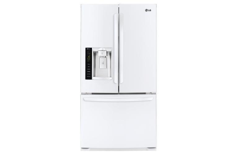 LG Refrigerators LFX25974SW Thumbnail 1; LG Refrigerators LFX25974SW  Thumbnail 2 ...