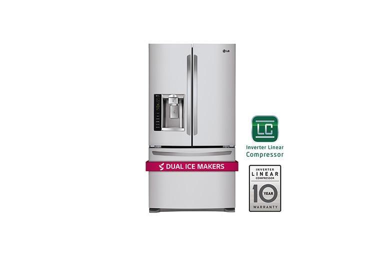 Lg Refrigerators Lfx25973st Thumbnail 1