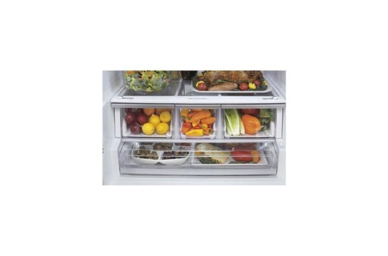 Lg Lfx31945st 3 Door Door In Door Refrigerator Lg Usa