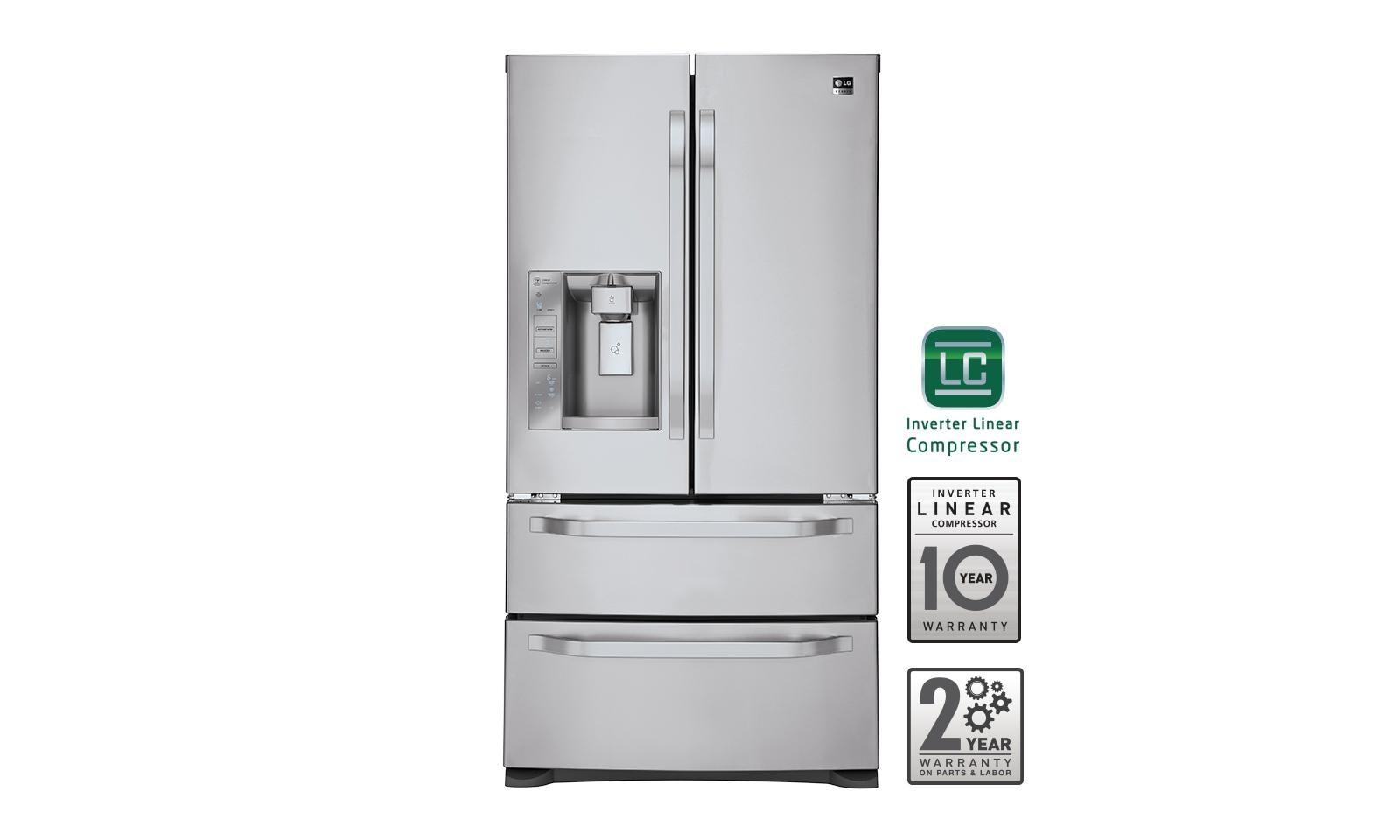 LG Refrigerators LSMX211ST 1