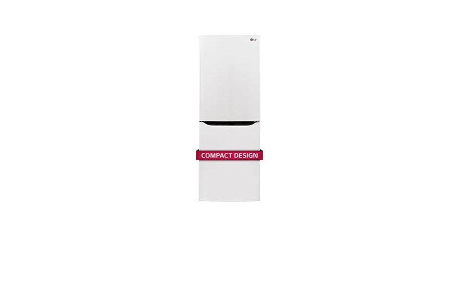 LG 10 cu. ft. Large Capacity 2-Door Bottom Mount Refrigerator | LG US