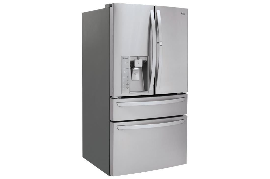 lg lmxs30776s french 4 door refrigerator lg usa. Black Bedroom Furniture Sets. Home Design Ideas