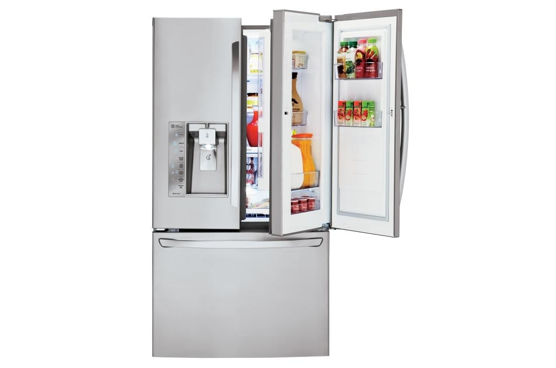 Smart Wi Fi Enabled Door In Refrigerator